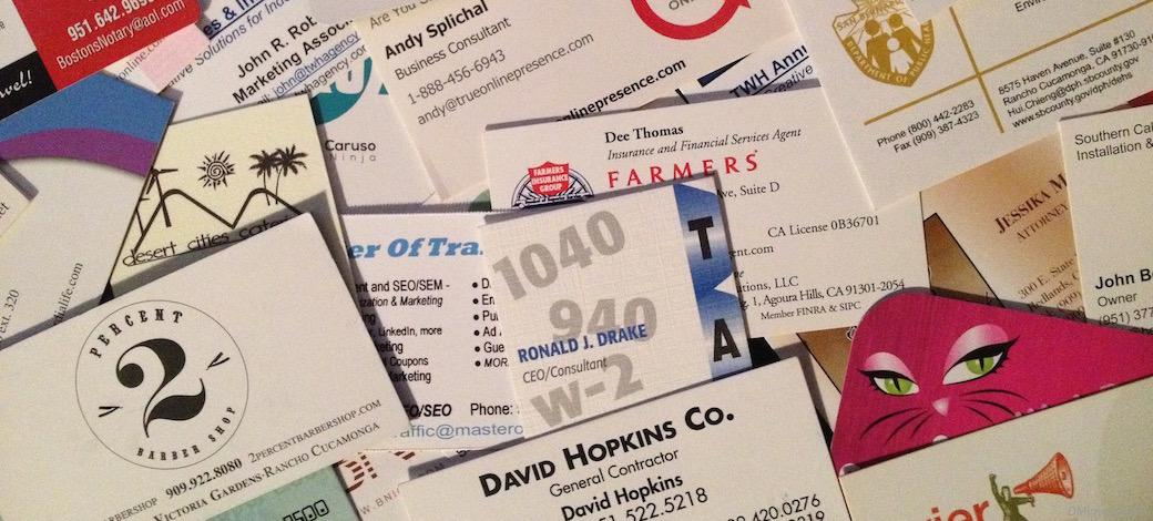 Scanning Business Cards for Daylite   DM Insights