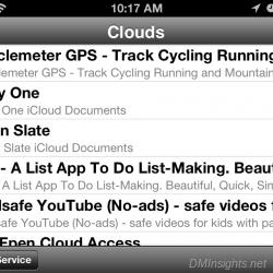 Cloud Mate for iPhone